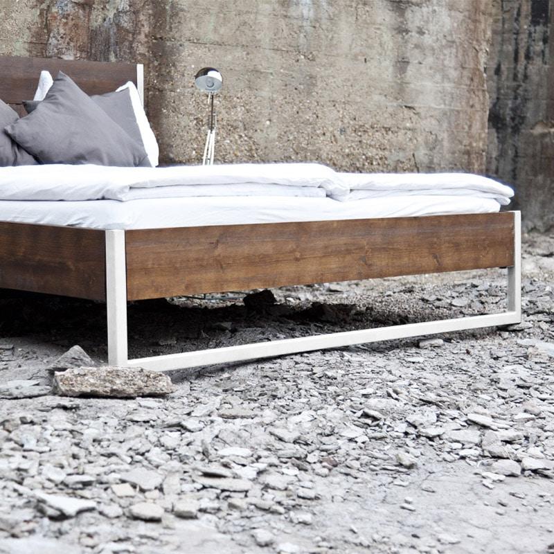 loft vintage industrial bett konfigurator n51e12 design manufacture. Black Bedroom Furniture Sets. Home Design Ideas