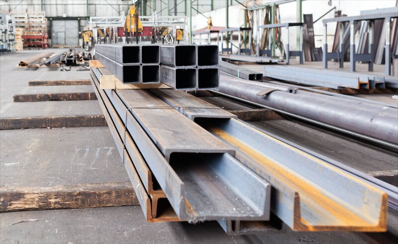 Profilstahl direkt vom Großhandel für gewagte Konstruktionen