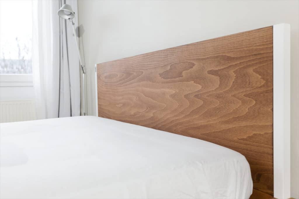 loft vintage bett n51e12 design manufacture. Black Bedroom Furniture Sets. Home Design Ideas