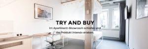 testen und kaufen