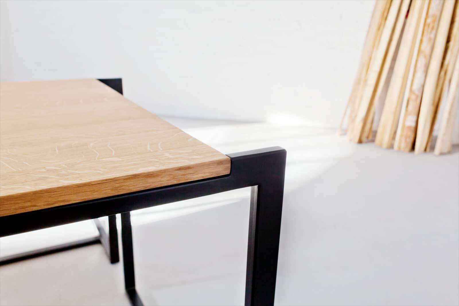 N51e12 T19 2 Massivholztisch Eiche Esstisch Holz Konferenztisch Designer Designtisch Img 0040 N51e12 Design Manufacture