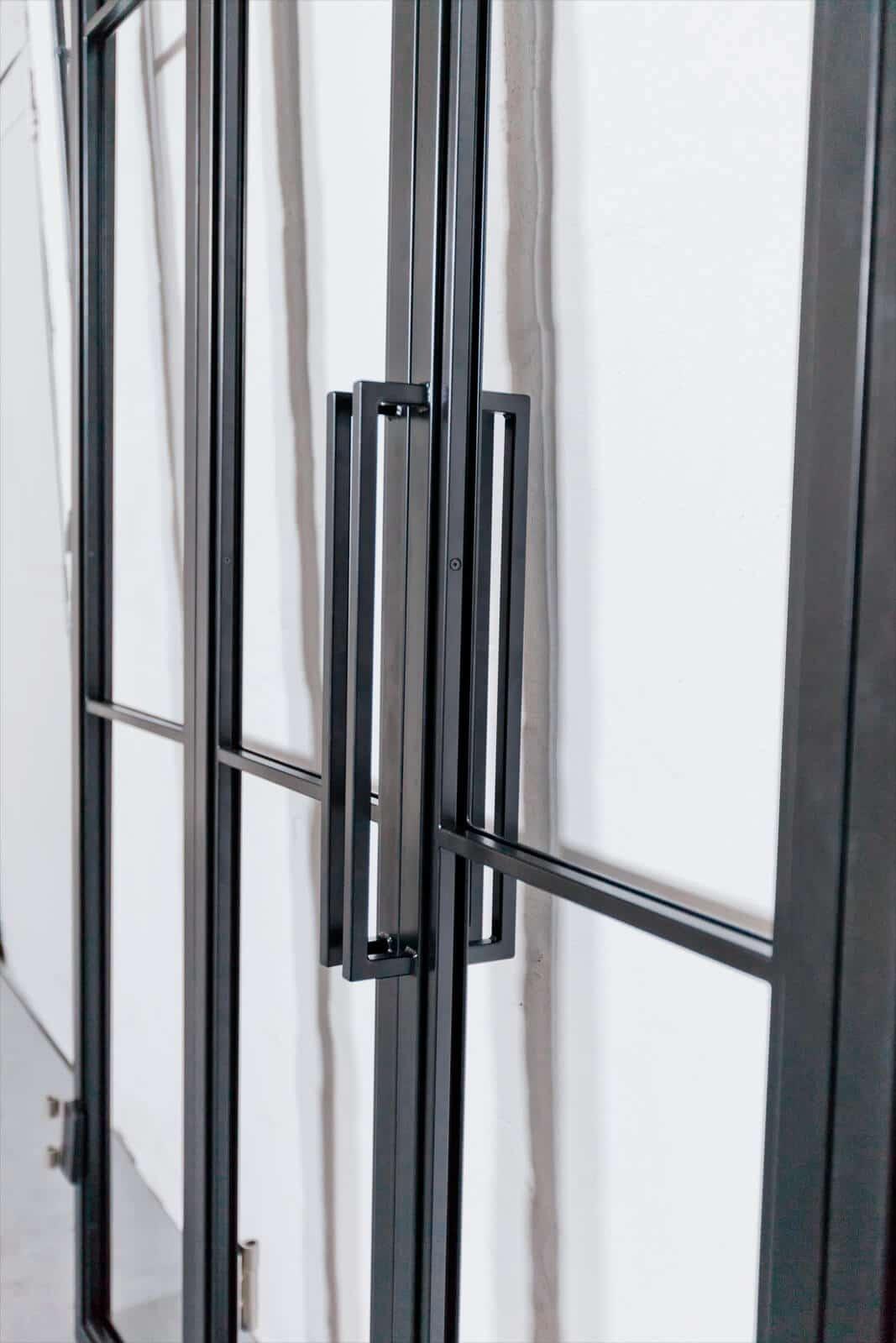 N51E12 - vertikale Griff, lang