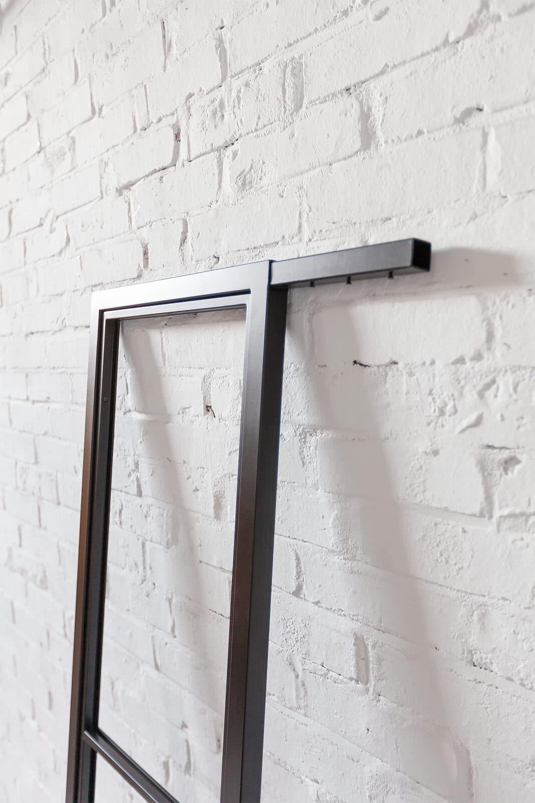 N51E12 - Stahl Loft Tür, Stecksystem