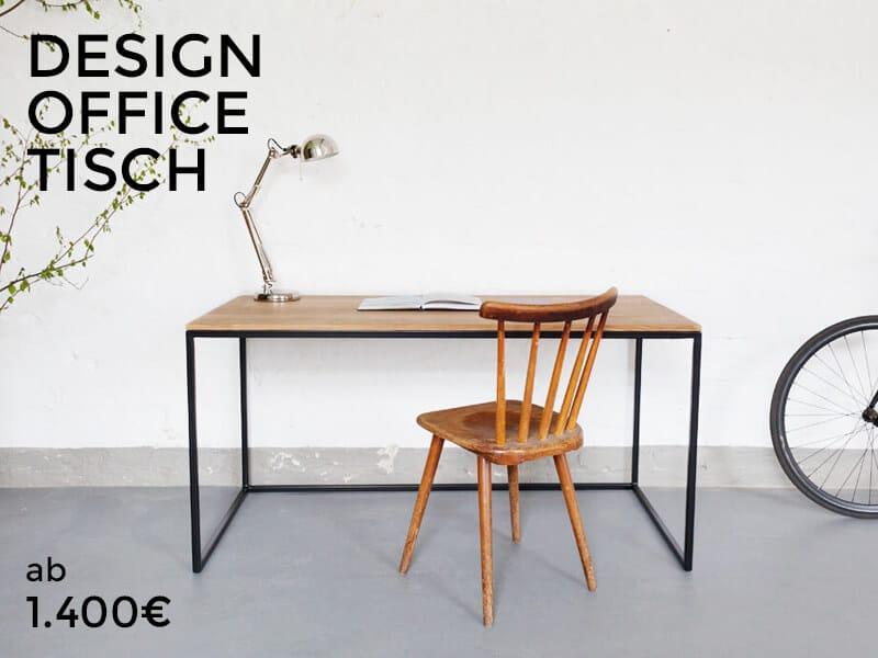 Design Schreibtisch Startseite Banner Shop