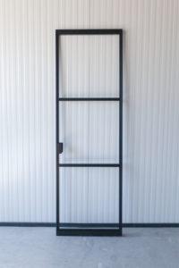 Loftstahl Loft-Stahl N51E12 Pivottür, Pivot, Schwingtür, Seitennteile, lofttür, Loftdoor, Windfang, Glastrennwand, Designtür, Glastür, Stahltür, Stahlrahmen, Steel Door, steeldoor, industrial door, Raumtrenner, Loft, Bauhaus-Tür