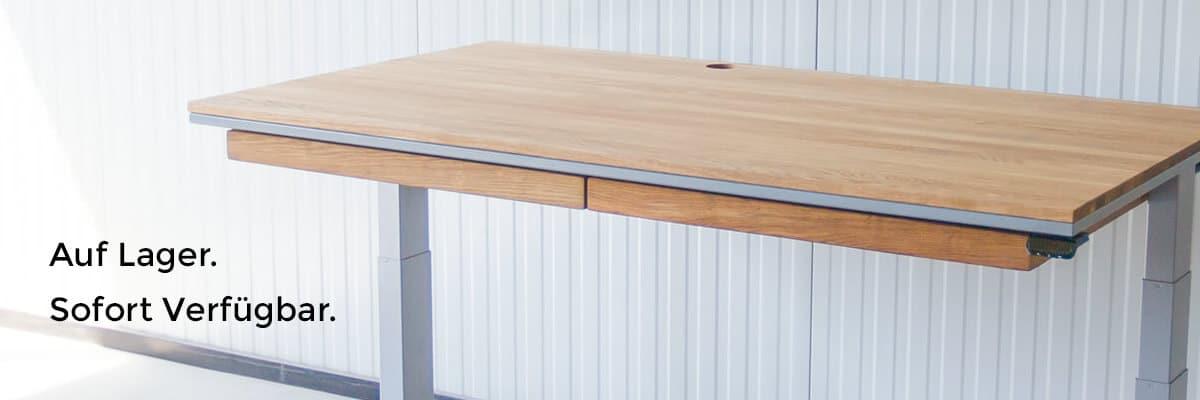 Sofort Verfügbar, auf Lafger, höhenverstellbarer Schreibtisch, Loft, Shop